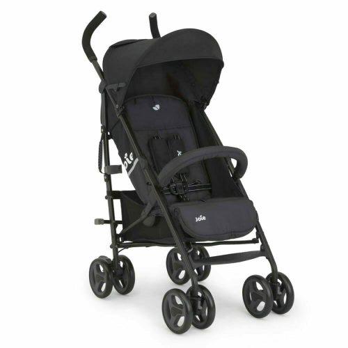 Joie Nitro Stroller Two Tone Black