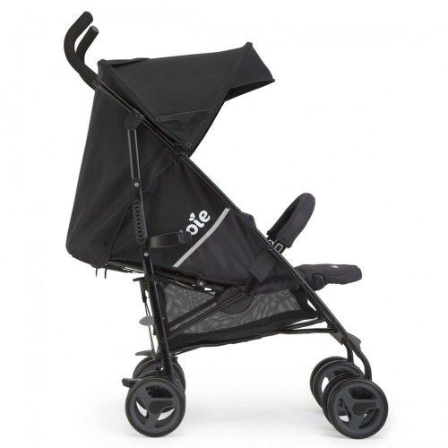 Joie Nitro Stroller Two Tone Black Reclined