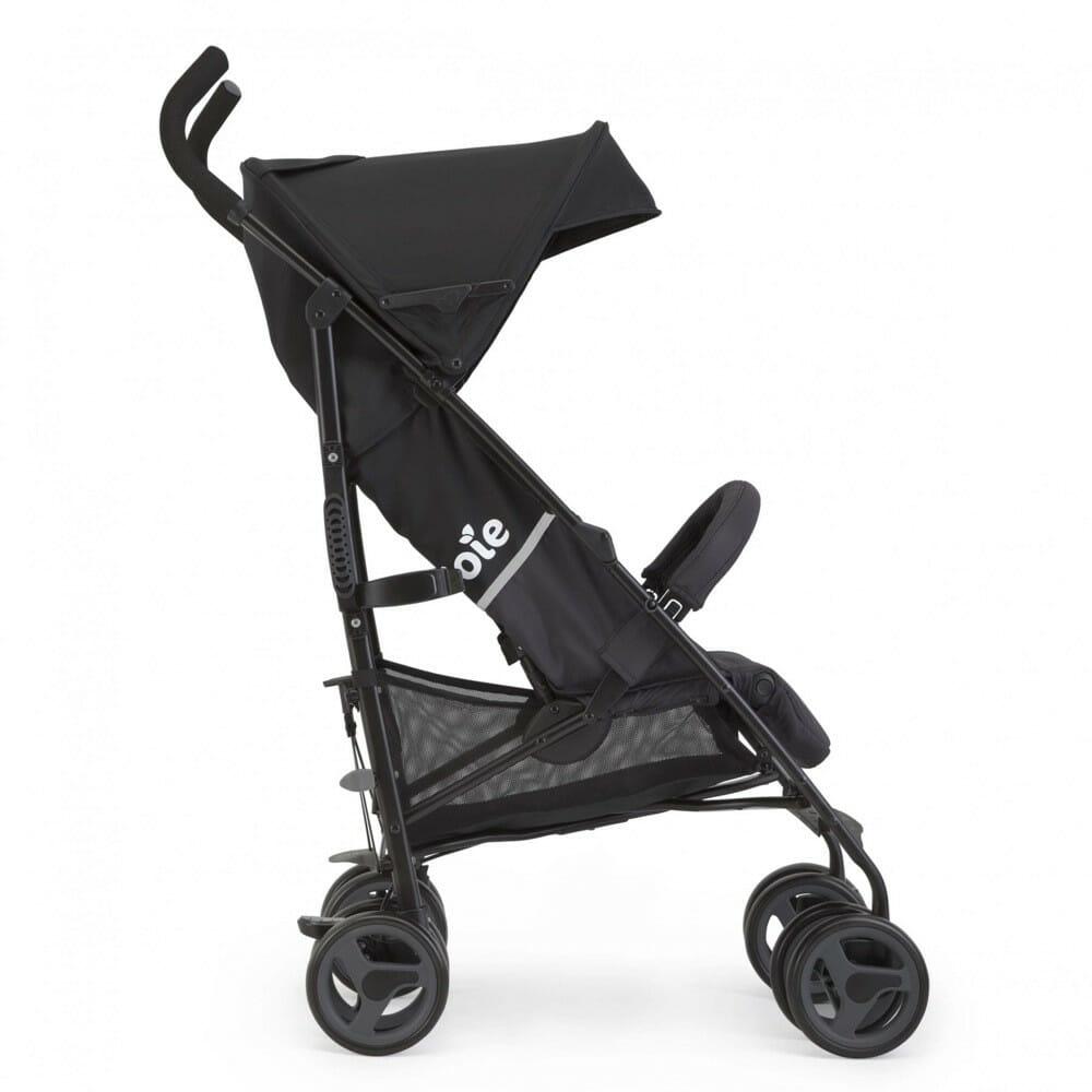 Joie Nitro Stroller Two Tone Black Side