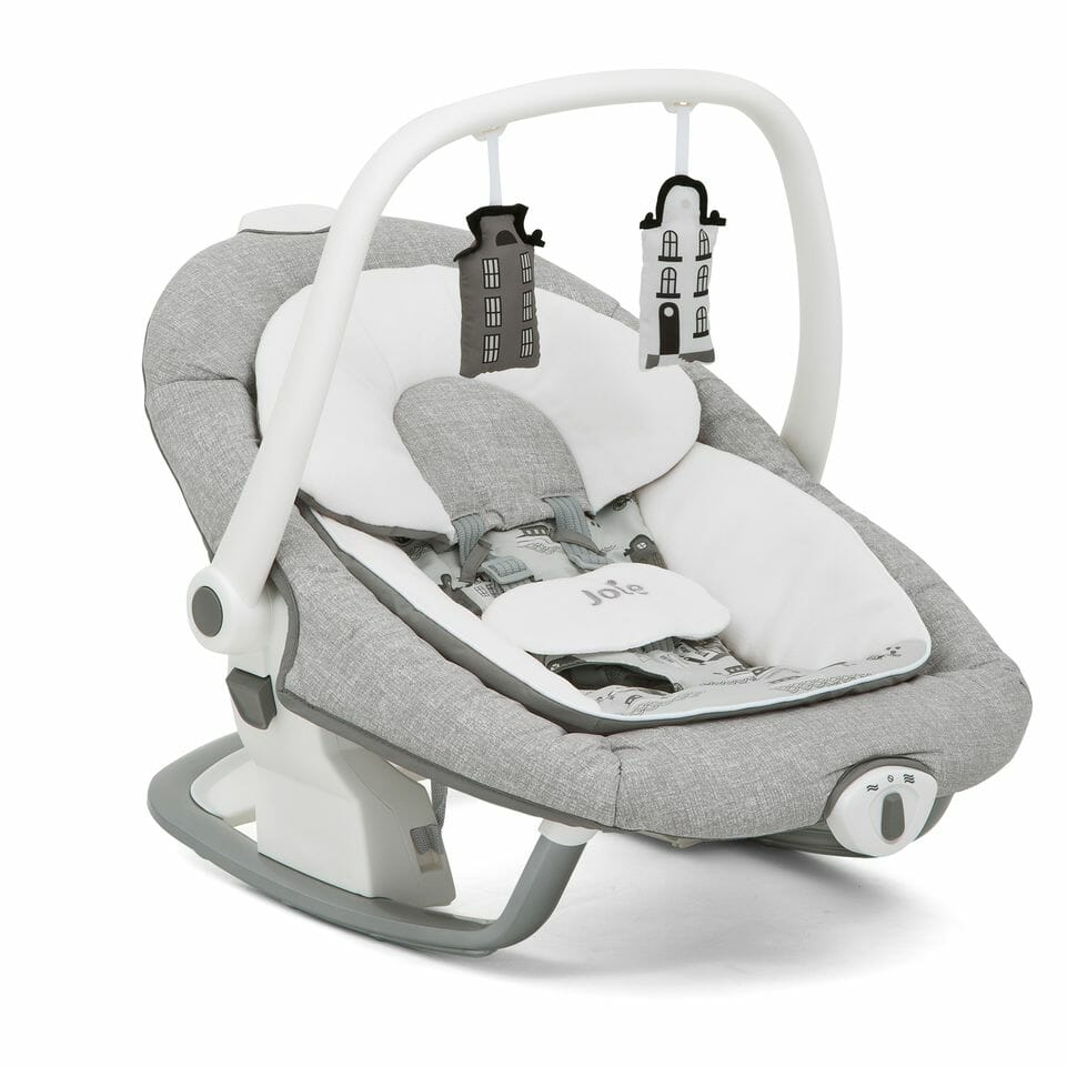 Joie Serina 2 In 1 Swing Petite City Rocker