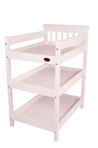 Babyhood Milano Change Table White