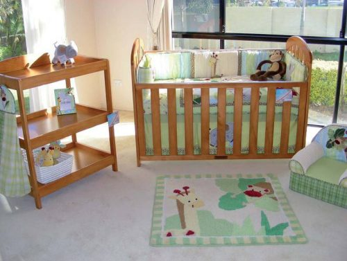 Bare Essentials Cot Package