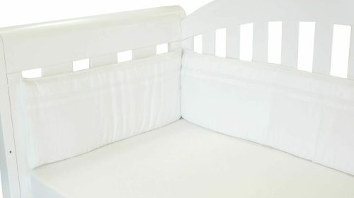 Amani Bebe Classic White Bumper