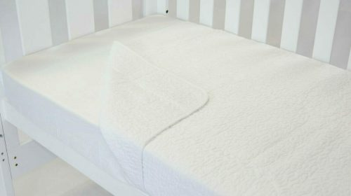Amani Bebe Classic White Quilt
