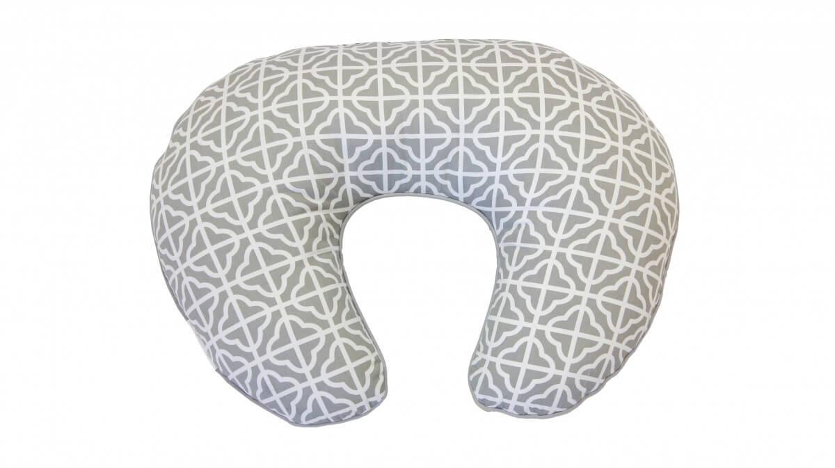 Amani Bebe Summer Stripe Nursing Pillow Side B