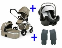 Nuna Ivvi Travel System Bassinet