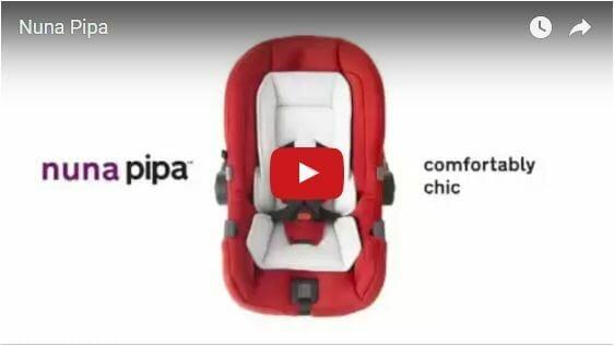Nuna Pipa Video Review