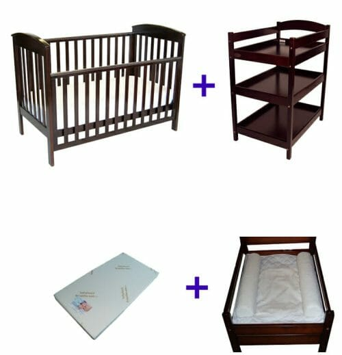Babyhood Classic Curve 4 Pce Deal No Text