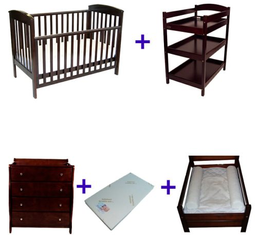 Babyhood Classic Curve 5 Pce Deal No Text