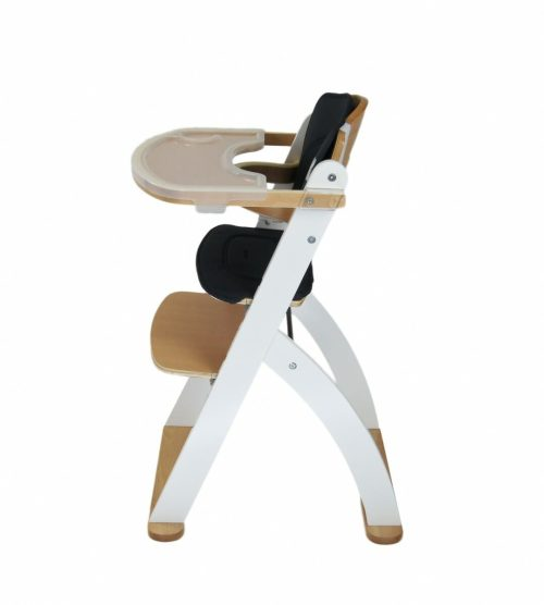 Kaylula Ava Forever High Chair White Side