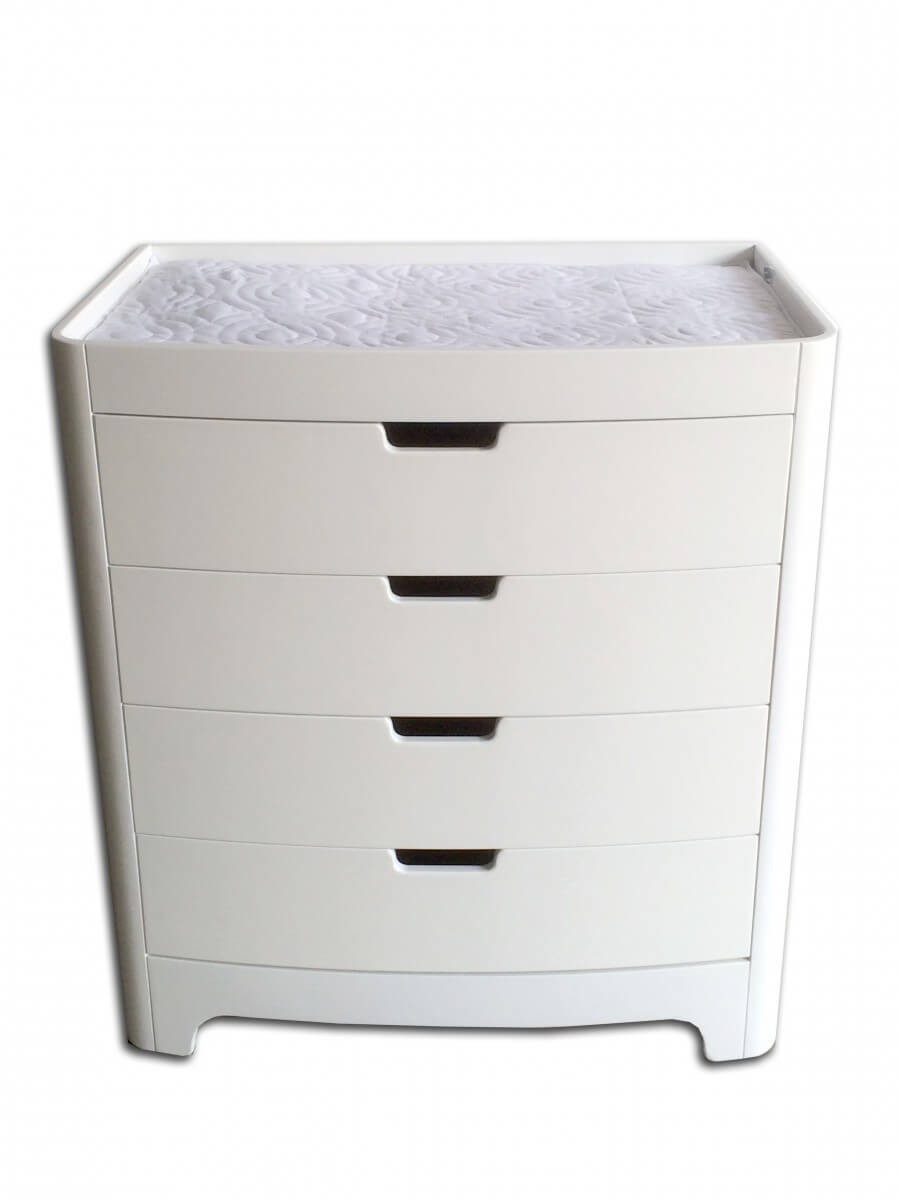 Kaylula Stor Chest - White