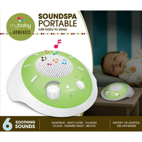 SoundSpa Portable