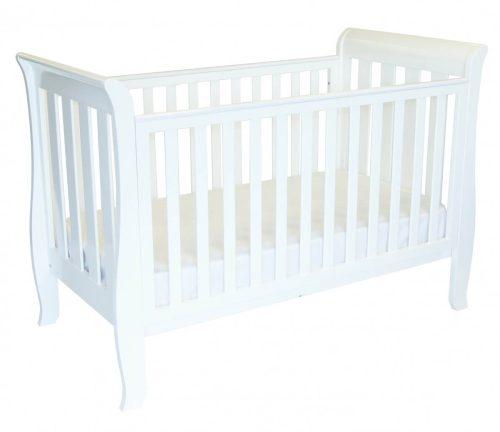 babyhood Classic Sleigh 4 in 1 Cot