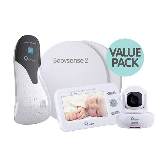Babysense II Oricom Secure 850 Value Pack