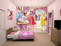 Walltastic Fairy Princess Lifestyle