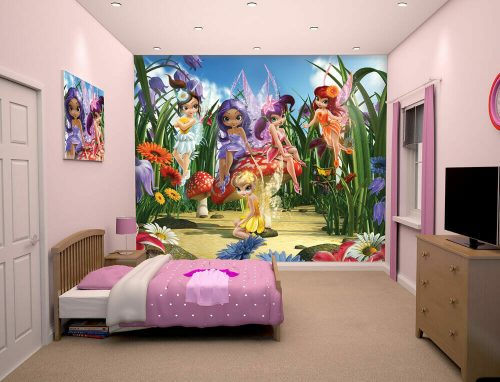 Walltastic Magical Fairies Lifestyle