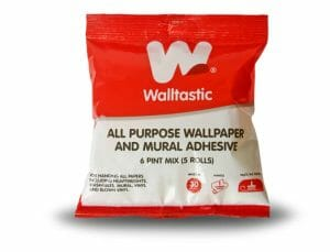 Walltastic Tape Wallpaper Paste