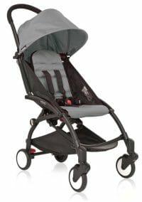 BabyZen Yoyo Stroller Black Grey
