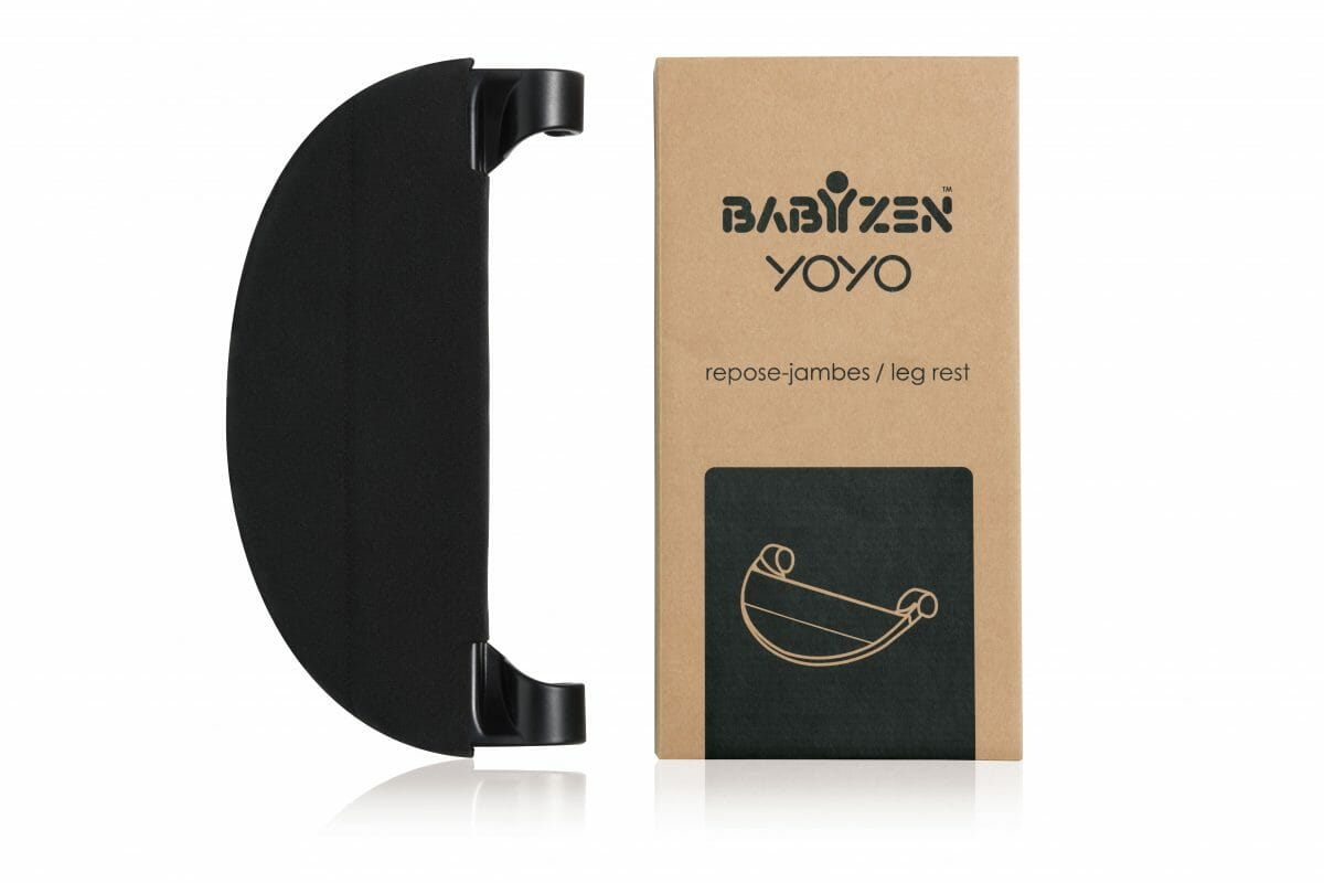 Babyzen Yoyo Leg Rest Packaging