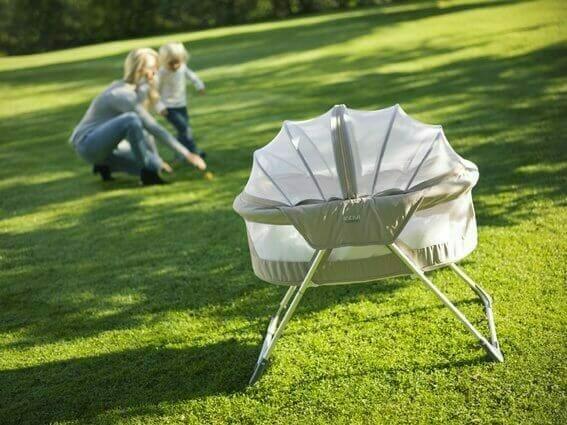 Sunbury Cocoon in park