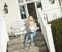 Sunbury Cocoon on deck