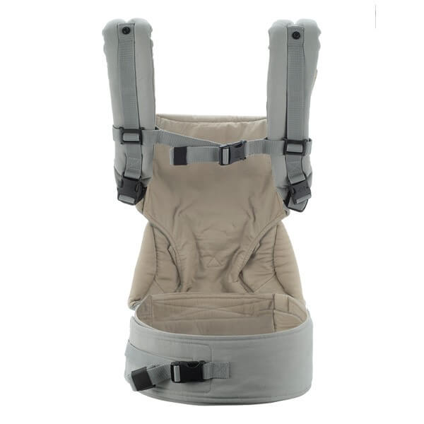 Ergobaby Four Position 360 Carrier Grey Bubs N Grubs