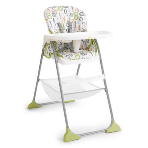 Joie Mimzy Snacker High Chair 123 Angle
