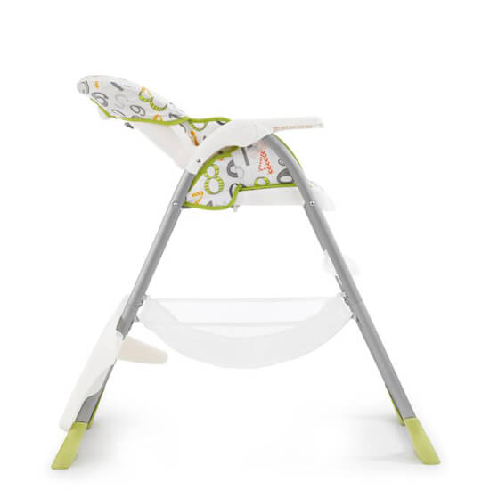 Joie Mimzy Snacker High Chair 123 Lay Back