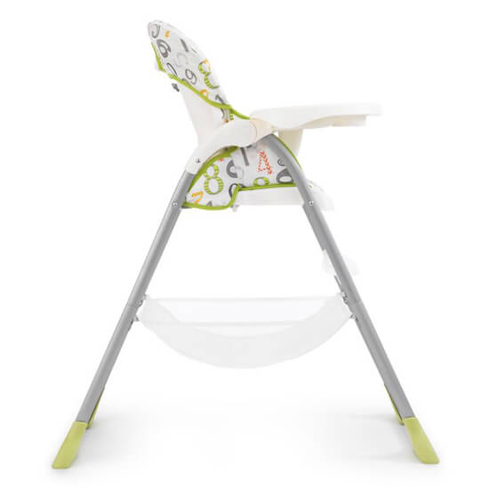 Joie Mimzy Snacker High Chair 123 Side View