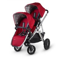 Uppababy Vista With Rumble Seat Denny