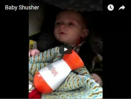 baby shusher video review