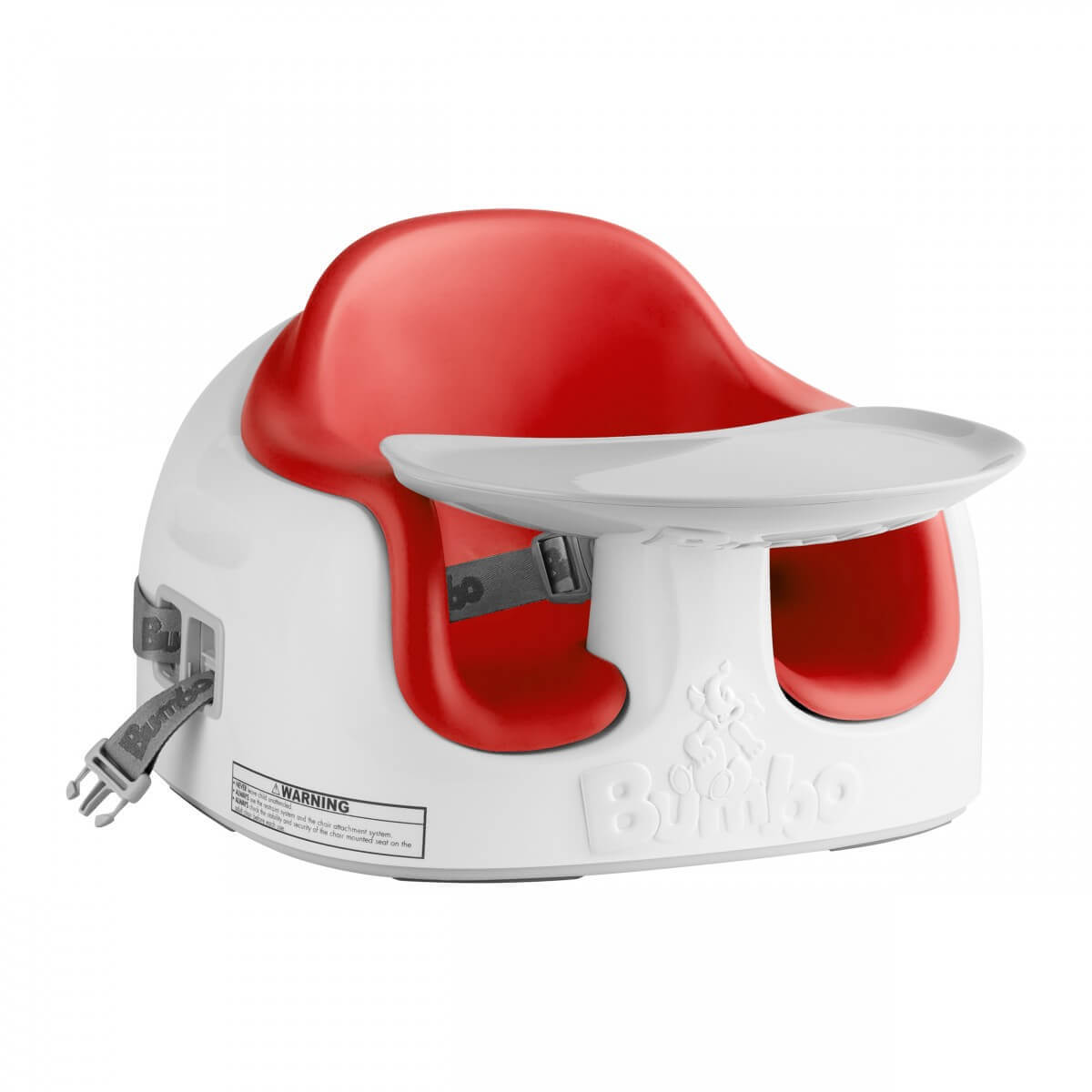 Bumbo Multi Seat Red Booster