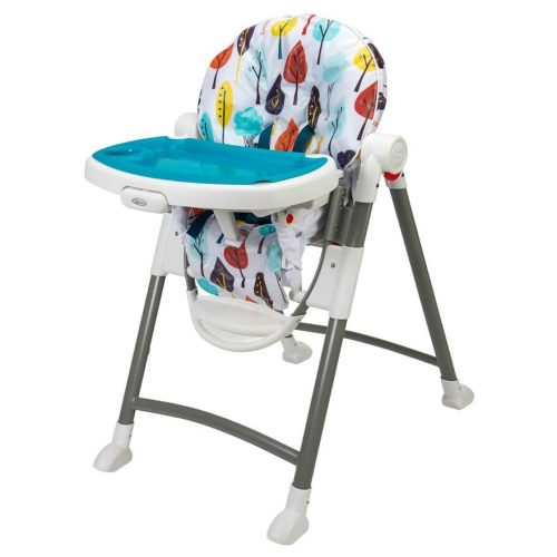 Graco Contempo High Low Chair - Lake