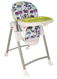 Graco Contempo High Low Chair - Toy Town