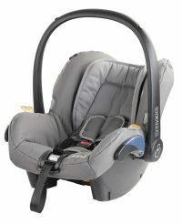Maxi Cosi Citi Concrete GreyAngle