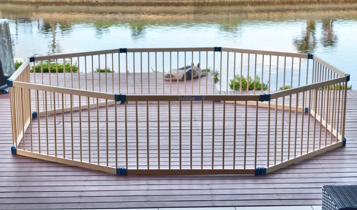 Wooden Playpen Giant 8 Panel