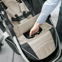 Chicco Bravo Stroller Quick Fold