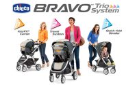 Chicco Bravo Trio Travel System Promo
