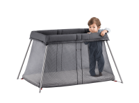 Babybjorn Travel Cot Anthracite Mesh
