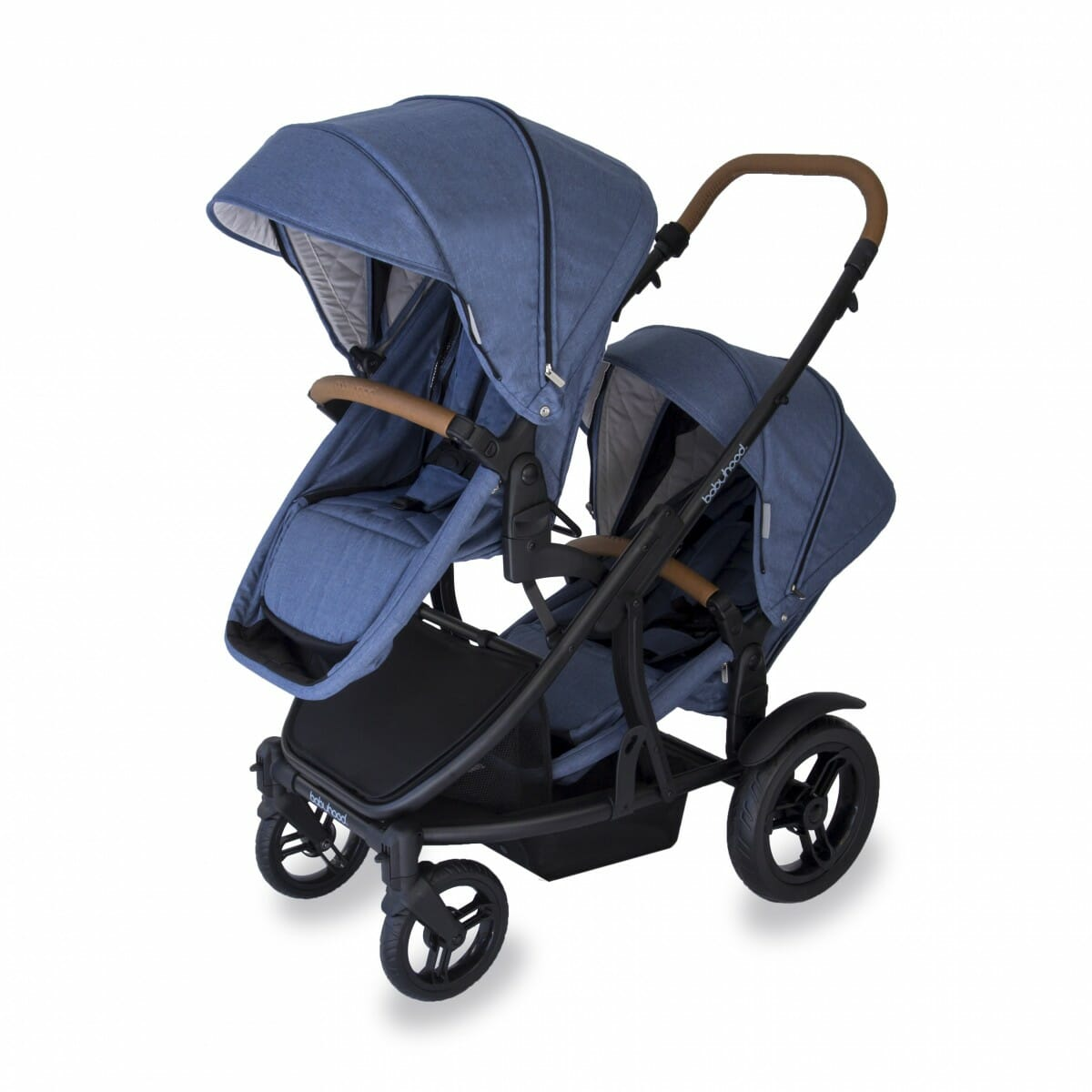 Babyhood Doppio Marina Hero Double Seat Forward 02