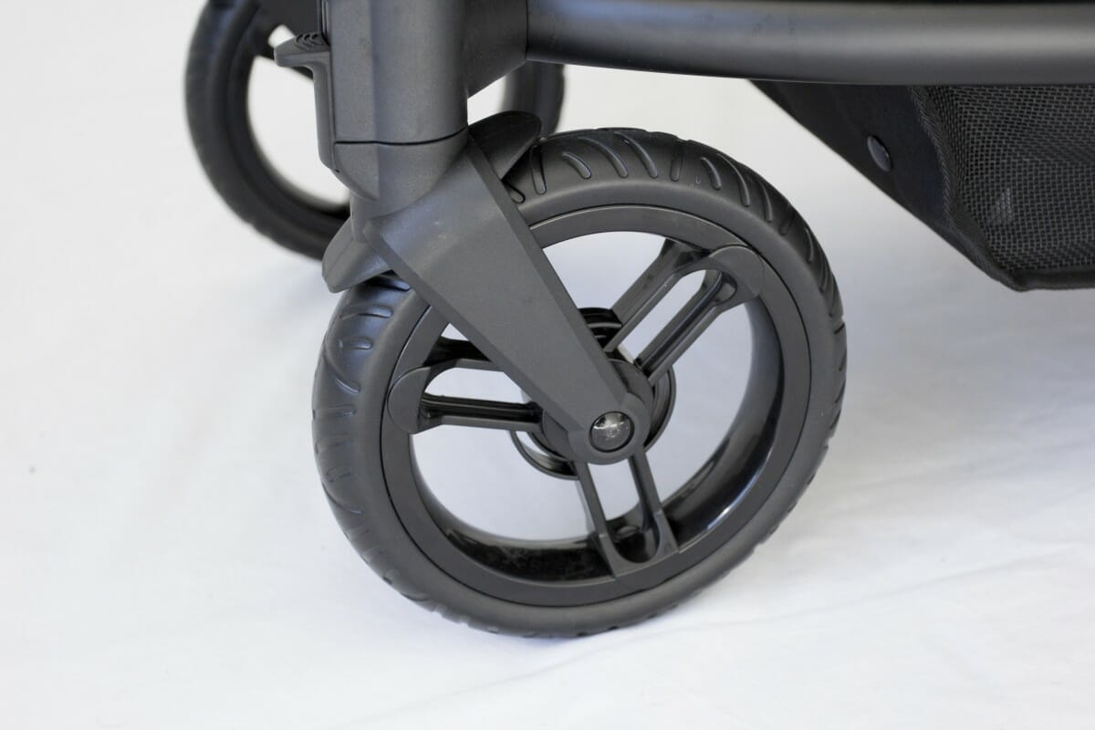 Babyhood Doppio Wheel
