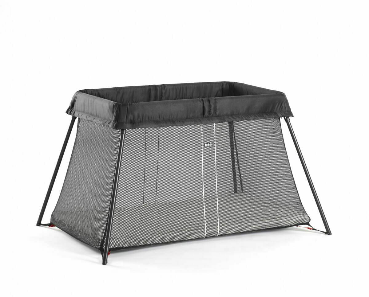 babybjorn travel cot light bubs n grubs. Black Bedroom Furniture Sets. Home Design Ideas