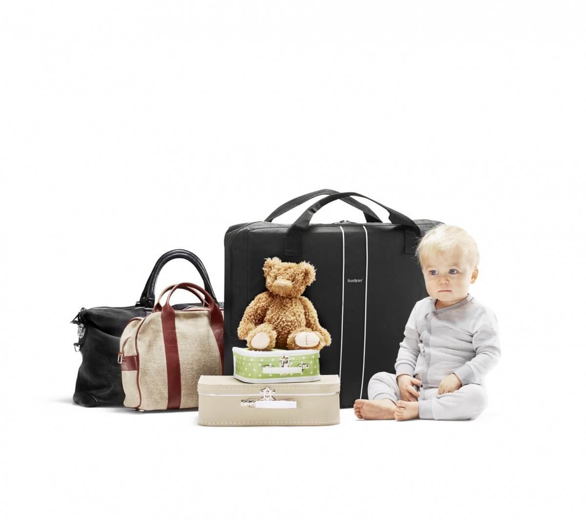 BabyBjorn Travel Cot Light Bag