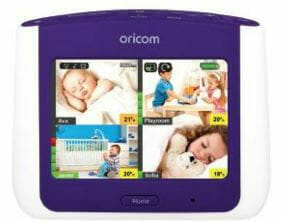 Oricom Secure 860 Split Screen