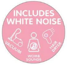 Oricom Secure 870 White Noise