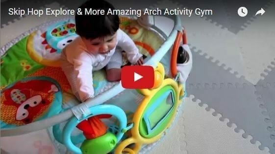 Skip Hop Explore & More Amazing Arch Activity Gym Video Review