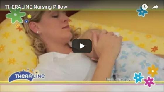Theraline Comfort Nursing Pillow