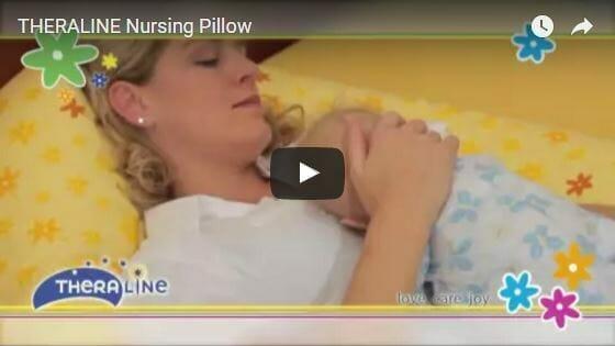Theraline Comfort Nursing Pillow