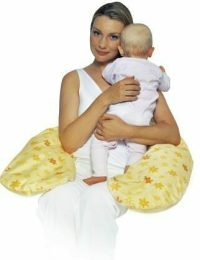 Theraline Pillow Yellow Flowers lifestyle 4