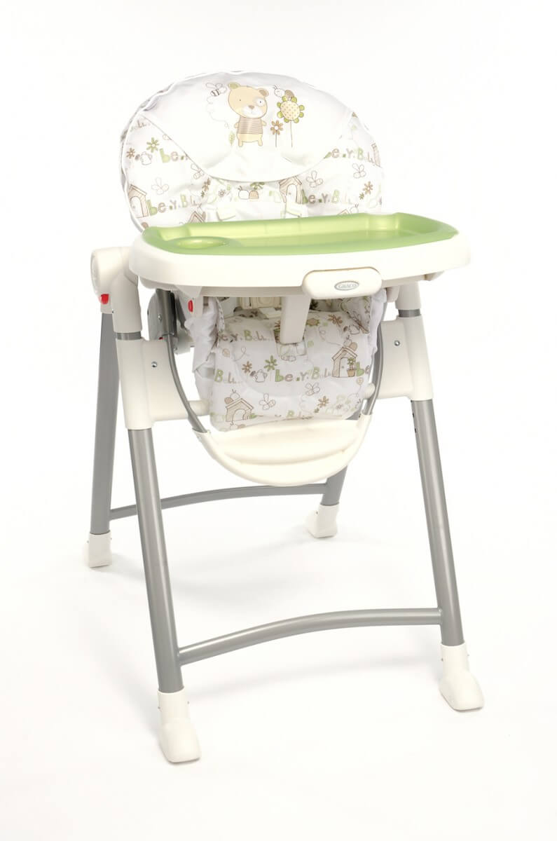 Graco Contempo High Low Chair - Benny & Bell
